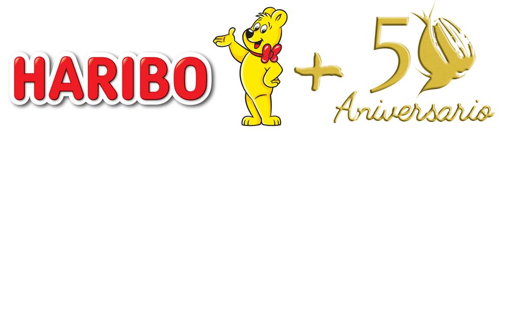 Promociones Haribo – Barragán Espinar 50 aniversario